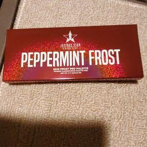 Jeffree Star Peppermint Frost Palette New